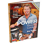 Power Pressure Cooking Cookbook by Eric Theiss - F12207