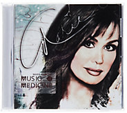 Marie Osmond Music is Medicine CD - F12307