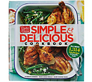 Taste of Home Simple & Delicious Binder Cookbook - F12407