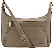 Travelon Anti-Theft Front Pocket Crossbody Handbag w/ RFID - F12807