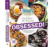Hungry Girl Clean & Hungry Obsessed! Cookbook by Lisa Lillien - F13007