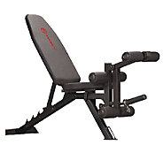 Marcy Deluxe Utility Bench from Impex Fitness - F248707