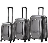 Triforce Luggage 3-Piece Luggage Set - Empire - F250207