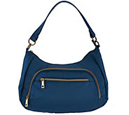 Travelon East/West Satchel Handbag with RFID - F12108