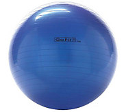 GoFit GF-75BALL 75cm Exercise Ball with Pump - F195508