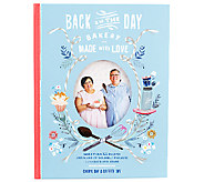 Back in the Day Bakery Made with Love Cookbook - F11809
