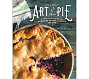 Art of the Pie Cookbook by Kate McDermott - F12509