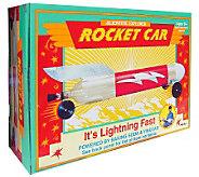 Scientific Explorer Rocket Car Science Kit - F248009