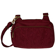 Travelon Anti-Theft Quilted Crossbody Handbag w/ RFID - F12110