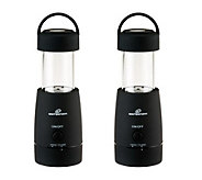 Set of 2 3-in-1 Pop-Up LED Lantern Lights - F09911