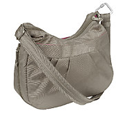 Travelon Anti-Theft Adjustable Crescent Bag - F11511