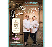The Lagasse Girls Big Flavor Bold Taste by Jill &Jessie Lagasse - F11711
