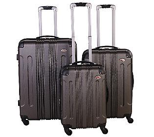 American Flyer Kova Hardside 3-Piece Spinner Luggage Set