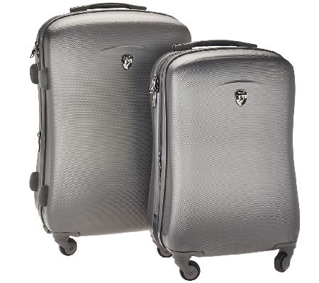 "Heys Hardside 21"" & 26"" Fashion Spinner Luggage Set - F11813"