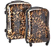 Heys Hardside 21 & 26 Fashion Spinner Luggage Set - F11813
