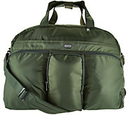 Lug Wheeled Duffel Bag - Shuttle Bus Wheelie - F12213