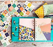 Carpe Diem by Simple Stories Posh Annual Planner Boxed Set - F13013
