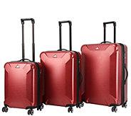Triforce Luggage 3-Piece Luggage  Set - Oxford - F250213
