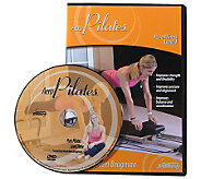 AeroPilates Level 3 Pure Pilates Workout DVD - F247514