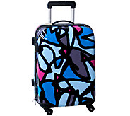Ed Heck Scribbles Hardside 21 Spinner Luggage - F249214