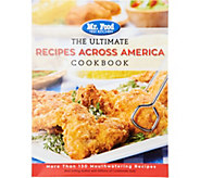 The Ultimate Recipes Across America Cookbook by Mr. Food - F12815