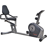 Sunny Health & Fitness SF-RB4602 Recumbent Bike - F249815