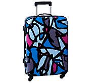 Ed Heck Scribbles Hardside 25 Spinner Luggage - F249216