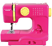 Janome Derby Line Portable Sewing Machine - F249316