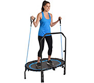 Stamina InTone Oval Fitness Trampoline - F249516