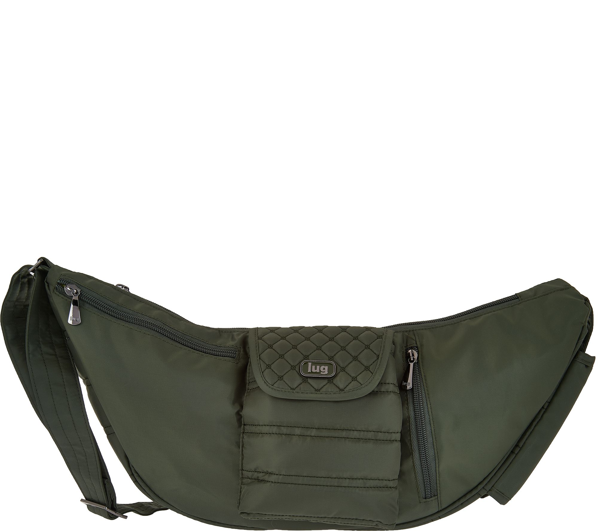 Lug Sling Bag - Boomerang - Page 1 — QVC.com