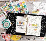 Carpe Diem by Simple Stories Home Planner Boxed Set - F13017
