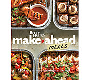 Better Homes & Gardens Make-Ahead Meals Cookbook - F12018