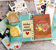 Carpe Diem by Simple Stories Recipes Planner Boxed Set - F13018