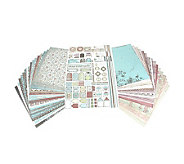 Hot Off The Press Paper Pizazz Papers & Accents-Vintage - F188918