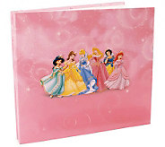 Princess Jewel Postbound Album 12X12- - F190618