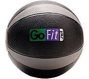 GoFit 12-lb Medicine Ball & Core Training DVD - F195418