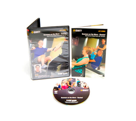 Total Gym Boomers On the Move DVD