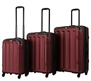 Triforce Three Piece Luggage Set - Vortex - F250618