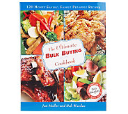 The Ultimate Bulk Buying Cookbook by Jan Muller & Bob Warden - F08819