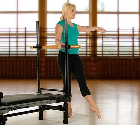 qvc pilates machine reviews