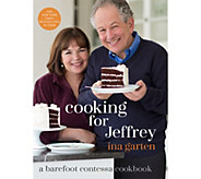 Cooking for Jeffrey Cookbook by Ina Garten - F12419
