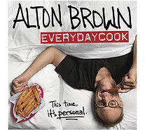 Alton Brown: EveryDayCook Cookbook by Alton Brown - F12519