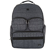 Lug Quilted Puddle Jumper Backpack - F12619