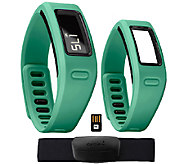Garmin Vivofit Fitness Bracelet and Heart RateMonitor - F248819