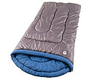 Coleman White Water Contoured Flannel Lined Sleeping Bag - F248320
