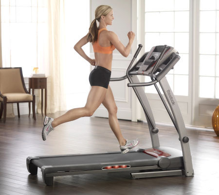 Reebok Crosswalk V7.90 Folding Treadmill