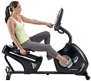 Schwinn 230 Recumbent Exercise Bike - F248721