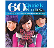 Sixth & Springs Books - 60 Quick Knits - F247122