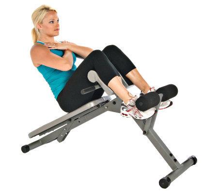 Stamina ab hyper bench pro f247522 for A b salon equipment