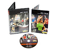 Total Gym Totally Hot DVD High Energy Two-in-One Workout - F248122